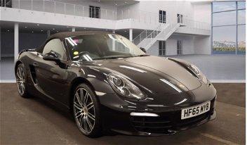 Porsche Boxster Peterborough