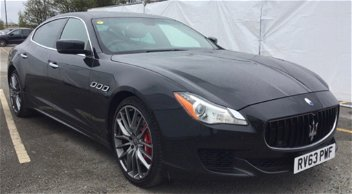 Maserati Quattroporte Peterborough