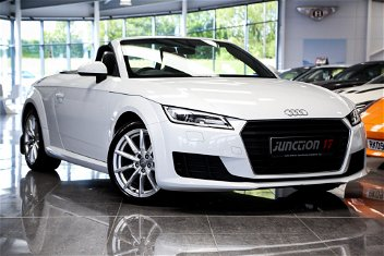 Audi Tt Peterborough