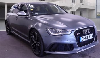 Audi Rs6 Avant Peterborough