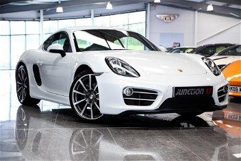 Porsche Cayman Peterborough