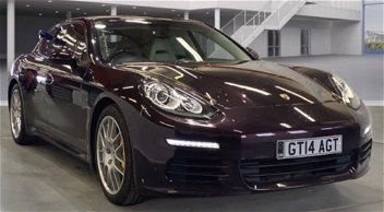 Porsche Panamera Peterborough