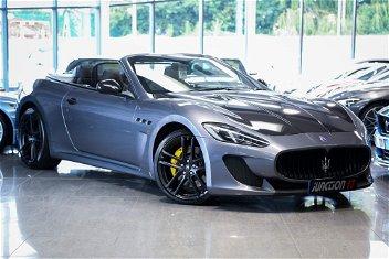 Maserati Grancabrio Peterborough