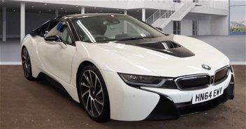 BMW I8 Peterborough