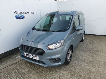 Ford Tourneo Courier Yarmouth