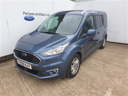 Ford Tourneo Connect Yarmouth