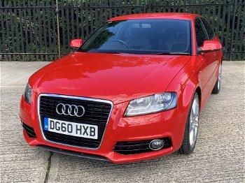 Audi A3 Colchester
