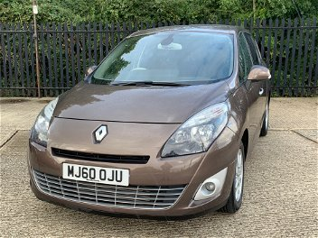 Renault Scenic Colchester
