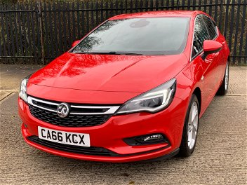 Vauxhall Astra Colchester