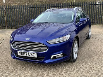 Ford Mondeo Colchester