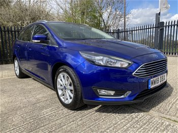 Ford Focus Colchester