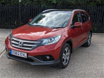 Honda Cr-v Colchester