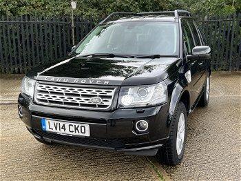 Land Rover Freelander Colchester