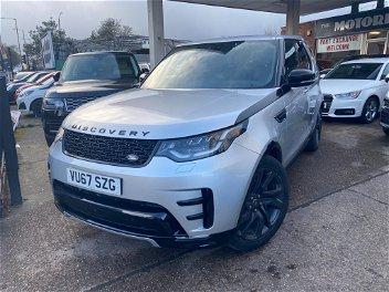 Land Rover Discovery Leamington Spa