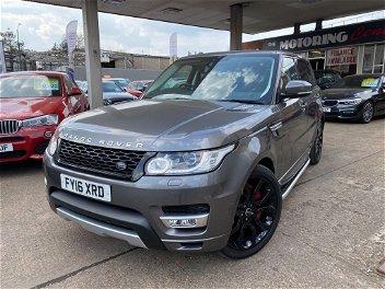 Land Rover Range Rover Sport Leamington Spa