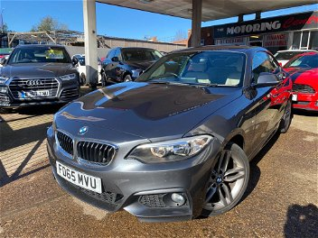 BMW 2 Series Leamington Spa