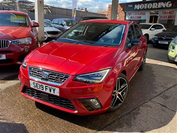 Seat Ibiza Leamington Spa