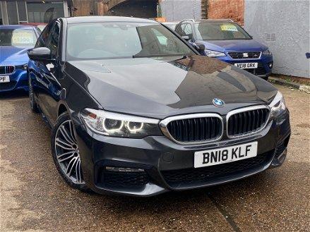 BMW 5 Series Leamington Spa