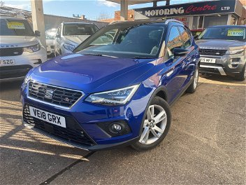 Seat Arona Leamington Spa
