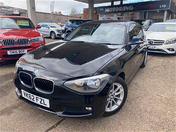 BMW 1 Series Leamington Spa
