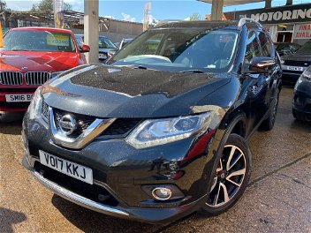Nissan X-trail Tekna Dci Cvt Leamington Spa