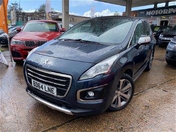 Peugeot 3008 Leamington Spa