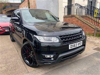 Land Rover Range Rover Spo Leamington Spa