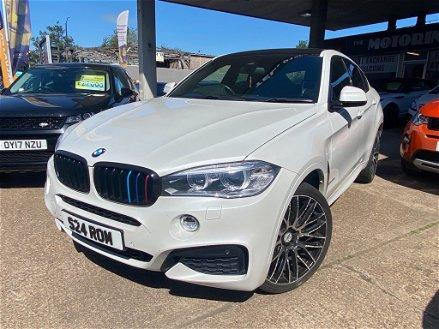 BMW X6 Leamington Spa