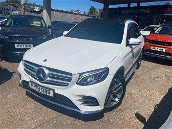 Mercedes Glc-class Leamington Spa