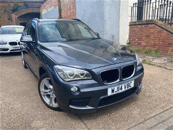 BMW X1 Leamington Spa