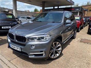 BMW X5 Leamington Spa