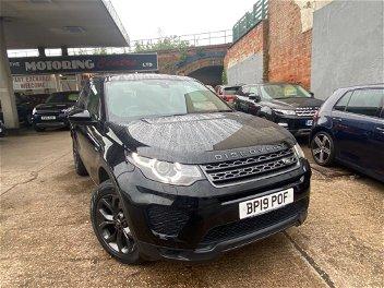 Land Rover Discovery Sport Leamington Spa