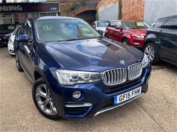 BMW X4 Leamington Spa
