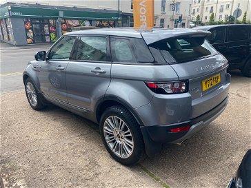 Land Rover Range Rover Evo