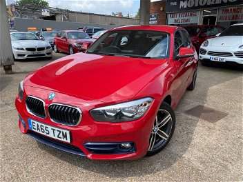 BMW 1 Series Leamington Spa