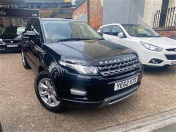 Land Rover Range Rover Evoque Leamington Spa