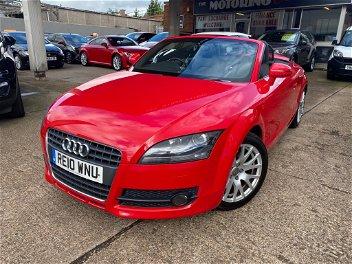 Audi Tt Leamington Spa