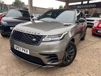 Land Rover Range Rover Velar Leamington Spa