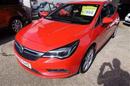 Vauxhall Astra Leamington Spa