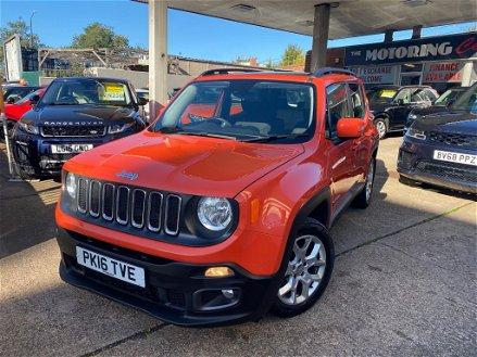 Jeep Renegade Leamington Spa