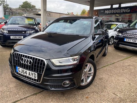 Audi Q3 Leamington Spa
