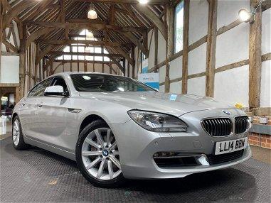 BMW 6 Series Gran Coupe Basingstoke