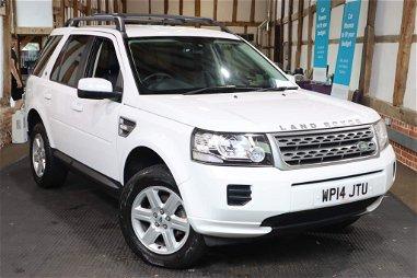 Land Rover Freelander 2 Basingstoke