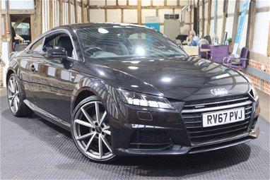 Audi Tt Basingstoke
