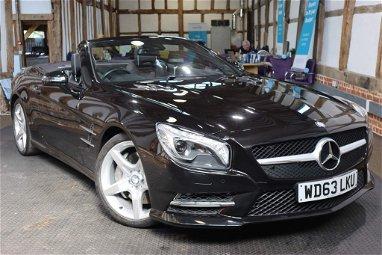 Mercedes Sl Class Basingstoke