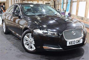Jaguar Xf Basingstoke