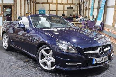 Mercedes Slk Basingstoke