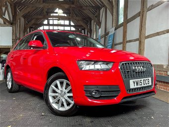 Audi Q3 Basingstoke
