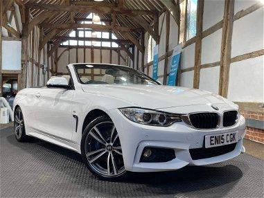 BMW 4 Series Basingstoke