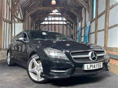 Mercedes Cls Basingstoke